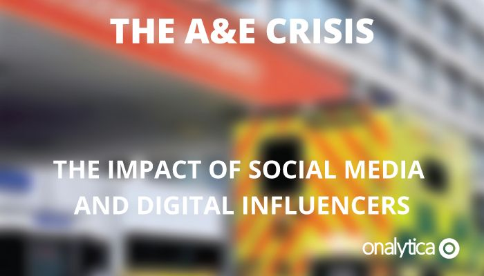 8b6f404ff4 Onalytica - The A&E Crisis the impact of social media and digital  influencers