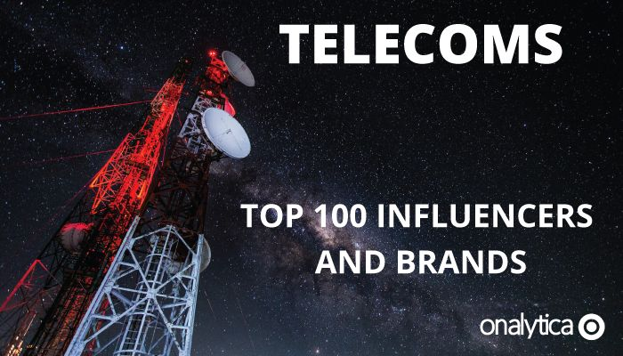 Onalytica - Telecoms Top 100 Influencers and Brands-for-2016