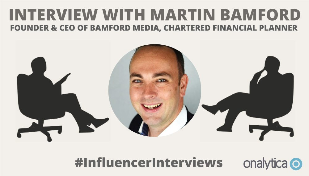 Interview with Martin Bamford