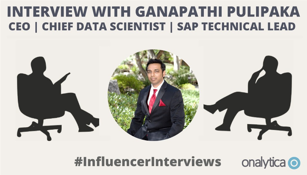 Interview with Dr  Ganapathi Pulipaka