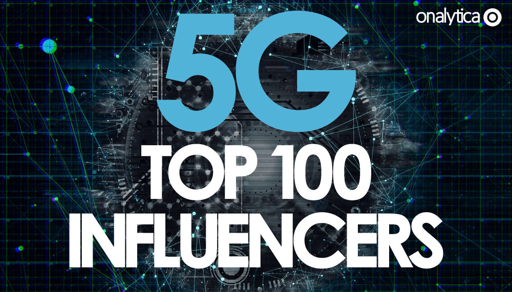 5G top 100 influencers