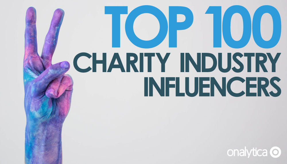 Top 100: Charity Industry Influencers - Onalytica