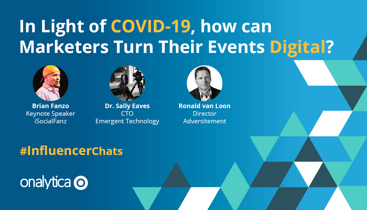 In Light Of Covid 19 How Can Marketers Turn Their Events